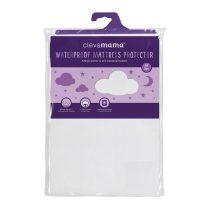 Clevamama matracvédő gumis lepedő 60*120