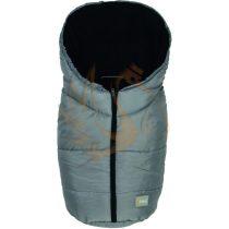 Fillikid bundazsák Eco small hordozóba 80*45cm szürke