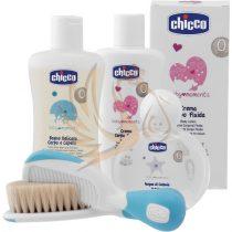 Chicco Kozmetikum táska 5 db-os (Kék)