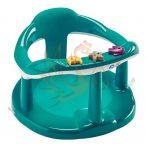 Thermobaby babaülőke kádba, fürdetőkarika emeraude zöld