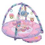Baby Mix játszószőnyeg játékmodullal - maci