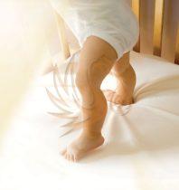 Clevamama matracvédő gumis lepedő 70*140