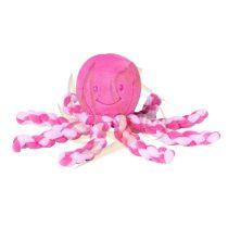 Nattou plüss játék 23cm Octopus - koral /e/