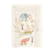 Ceba pelenkázó lap merev 3 oldalú 50*70 Elefánt