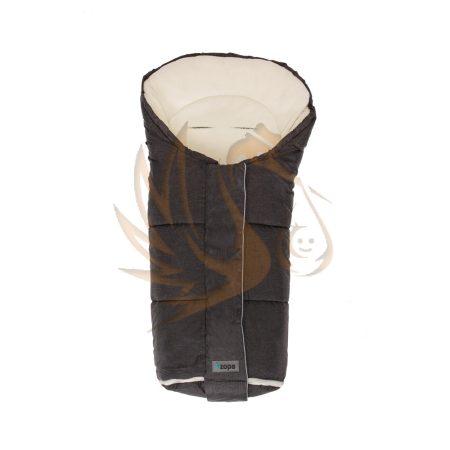 Zopa bundazsák Polar fekete/fehér