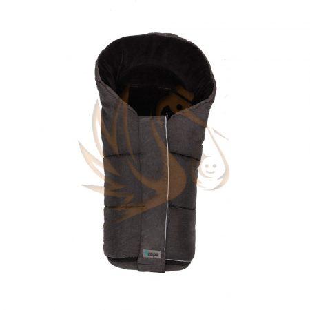 Zopa bundazsák Polar fekete/fekete