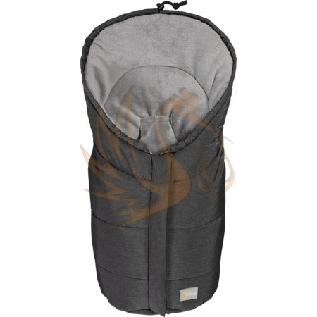 Fillikid bundazsák Eiger hordozóba 85*40cm melange fekete