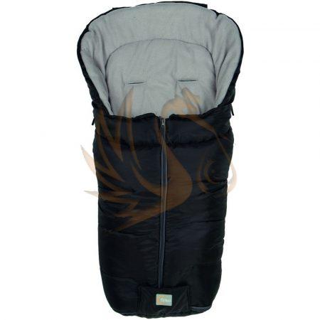 Fillikid bundazsák Eco big babakocsiba 100*55cm 1220-06 fekete