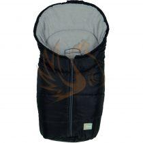 Fillikid bundazsák Eco small hordozóba 80*45cm fekete