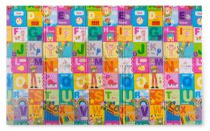 Parklon Összecsukható matrac 140 x 200 cm -mozaic bear - !BEVEZETŐ ÁRON!