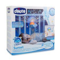 Chicco Naplemente - Napfelkelte projektor – kék kiságyra akasztható