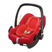 Maxi-Cosi Rock 0+ korcsoport 45-75 cm i-Size - Vivid Red