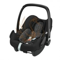 Maxi-Cosi Rock 0+ korcsoport 45-75 cm i-Size - Black Grid