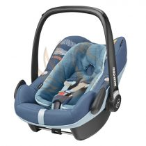 Maxi-Cosi Pebble Plus 0+ korcsoport 45-75 cm i-Size - Frequency Blue