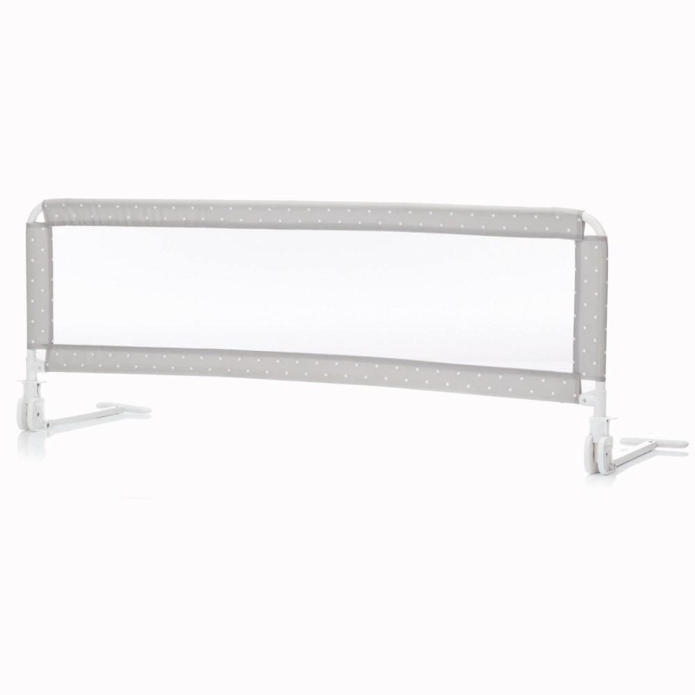 Fillikid leesésgátló boxspring-ágyra 135x50cm 290-50-44 világosszürke